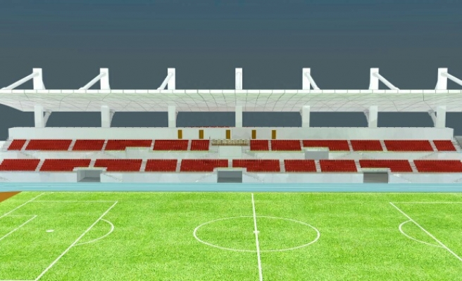 Zonguldak Kemal Köksal Stadyumunda Flaş  Gelişme.