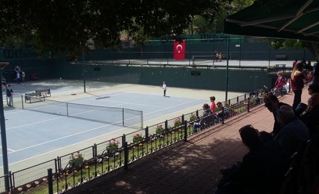 Türkiye 14 yaş yaz kupası tenis şampiyonası Zonguldak´ta yapılacak