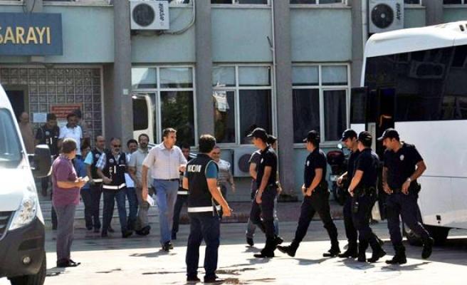 BİK Aydın Müdürünün polis eşi de gözaltına alındı