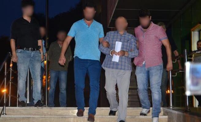 Eski Emniyet Müdürü Sazak Tutuklandı