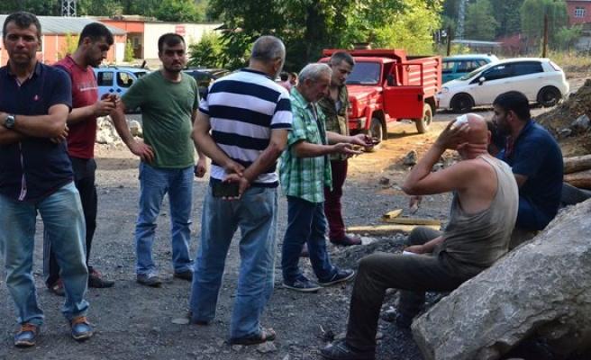 Mahalleliyle maden işçilerinin kavgasında madenin sahibi konuştu