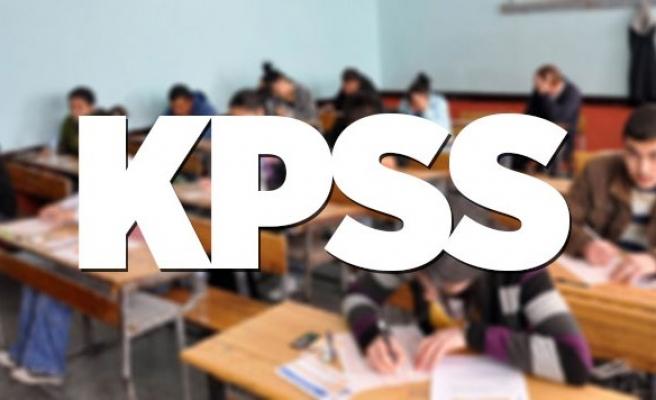 KPSS'den 10 bin 151 kişilik fetö temizliği