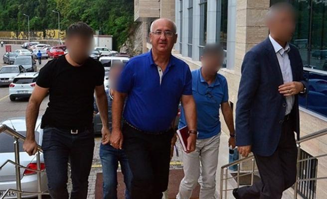Tuğamiral Hasan Doğan ve 4 rütbeli asker Kocaeli Cezaevine sevk edildi