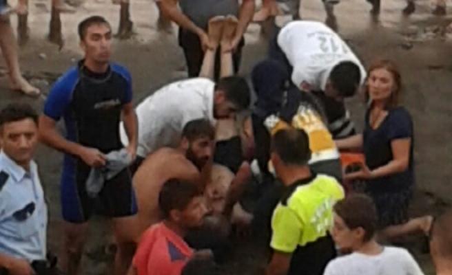 Ereğli´de 1 kişi boğuldu,1 kişi  ise denizde kayboldu