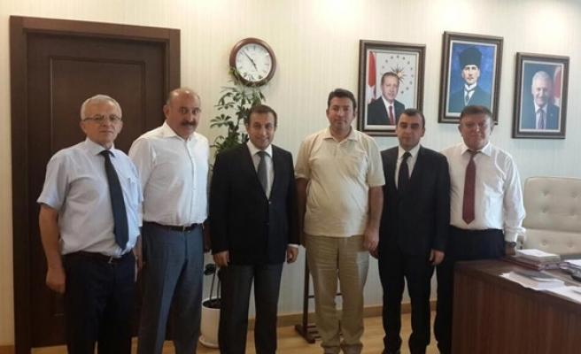 Milletvekili Ulupınar, belediyelere araç talebinde bulundu