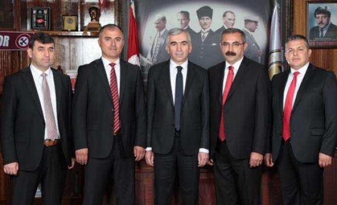"""GMİS Genel Başkanı Demirci;  """"Zafer Bayramı Kutlu olsun"""""""