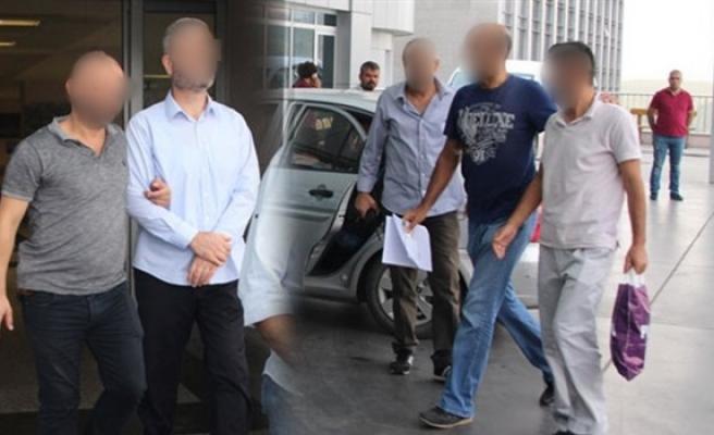 FET֒den gözaltına alınan 5 kişinden 3´ü tutuklandı