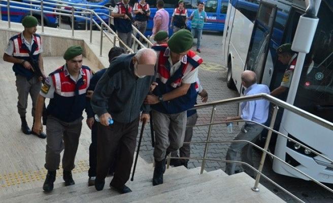 Zonguldak'ta FETÖ soruşturması: 12 gözaltı