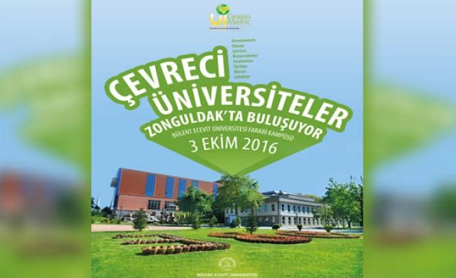 BEÜ, GreenMetric çevreci üniversiteler Türkiye ulusal çalıştayına ev sahipliği yapacak