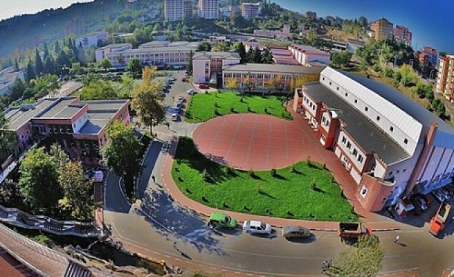 """Türkiye'nin en çevreci üniversitesinde """"Greenmetric"""" çalıştayı"""