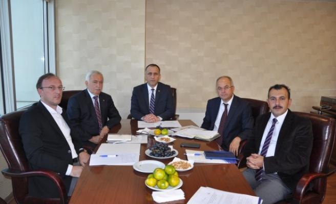 Mesleki eğitim ve istihdam seferberliği toplantısı ZTSO'da düzenlendi