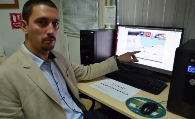 BEÜ Geomatik Mühendisliği Bölümü Türkiye'nin gururu oldu