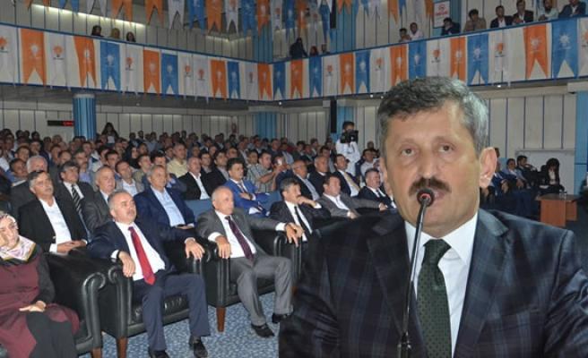 AK Parti il danışma kurulu toplantısı yapıldı