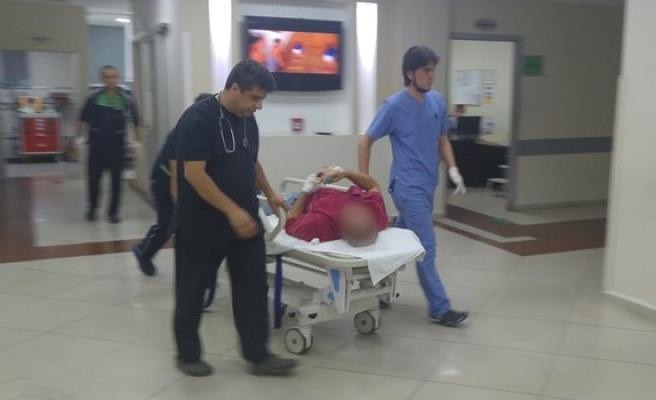 Ereğli´de iki gurup arasında yaşanan kavgada 2 kişi yaralandı