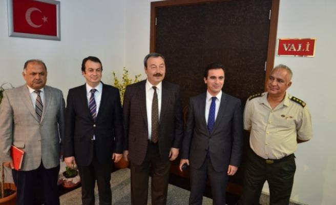 Zonguldak Valiliği'nde kritik asayiş toplantısı