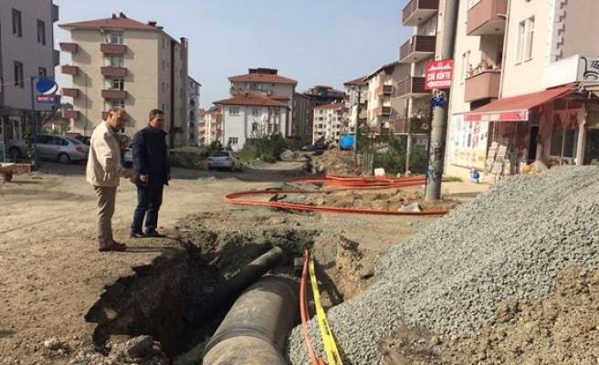 Başkan Uysal, mahallelerdeki çalışmaları inceledi