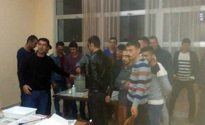 Alaplı´da KYK öğrencileri için kurs açıldı