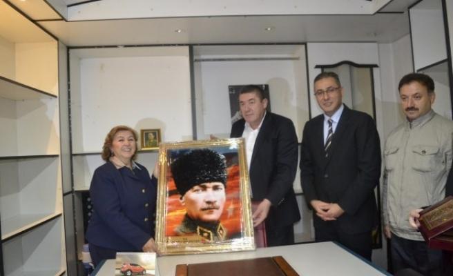Alaplı´da Kültür ve Sanat Derneği açıldı