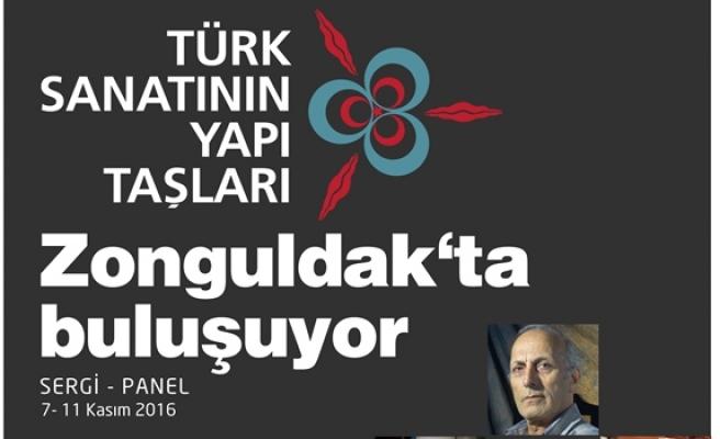 Türk Sanatının Yapı Taşları BEܒde bir araya geliyor