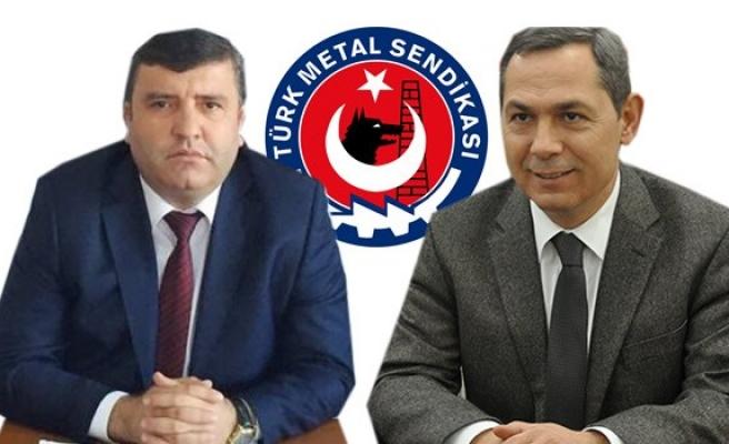 Başkan Uysal´dan Türk Metal´e ziyaret