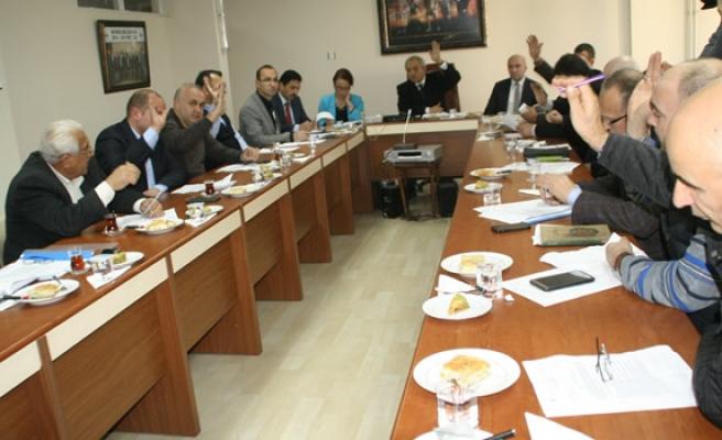 Devrek Belediyesi aylık meclis toplantısı gerçekleşti