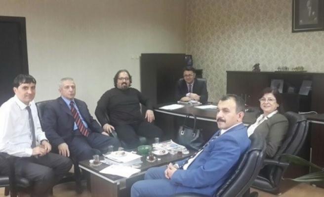 Uygulamalı girişimcilik eğitimi programı toplantısı düzenlendi