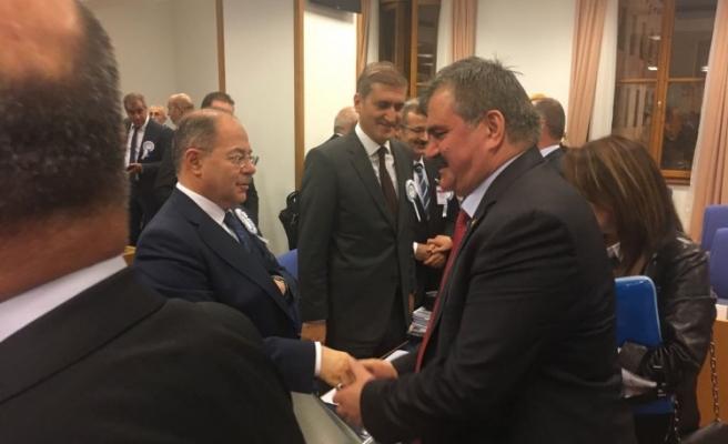 Milletvekili Çaturoğlu,´Kader´ için Bakan Akdağ´dan yardım istedi