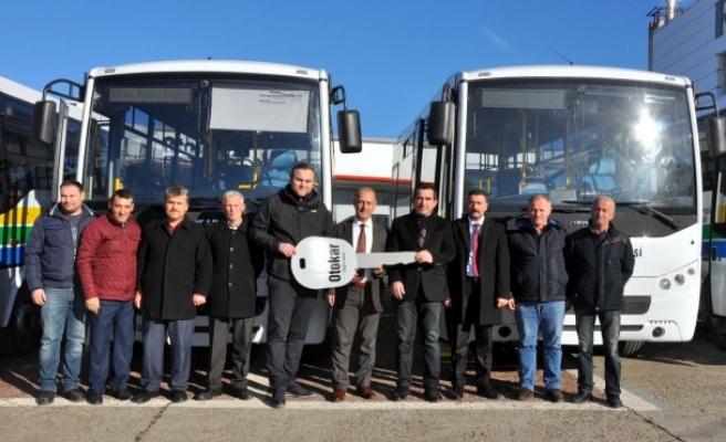 Halk otobüslerinde değişim sürüyor