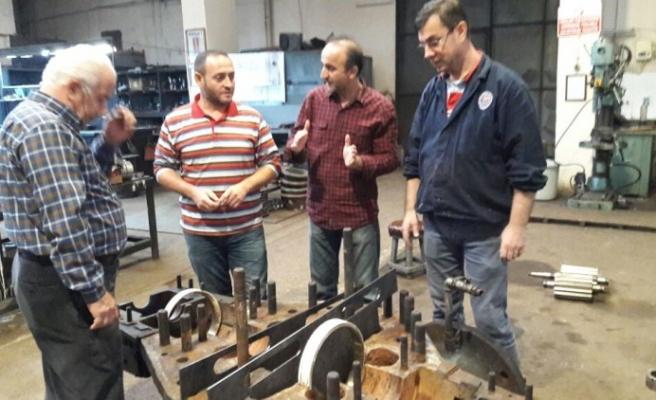 Maden Makinaları Fabrikası'nın yeni başarısı