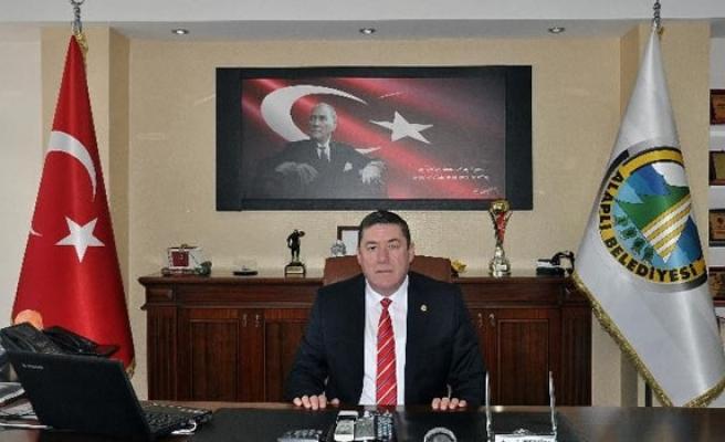 Alaplı Belediye Başkanı Nuri Tekin, terörü kınadı