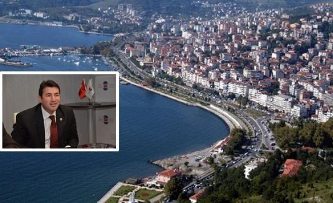 Zonguldak'a afetler için 700 bin TL gönderildi…