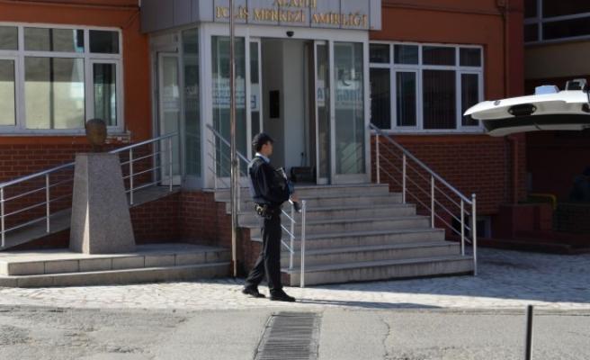 Alaplı´da üniversite öğrencisi gözaltına alındı