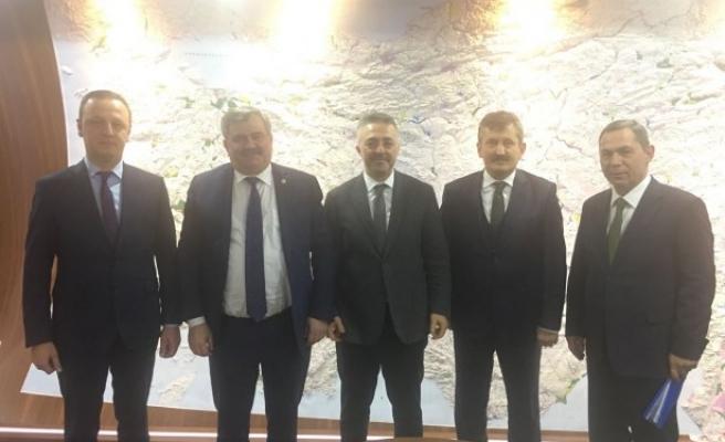 Zonguldak 2017 yatırım programını görüştüler