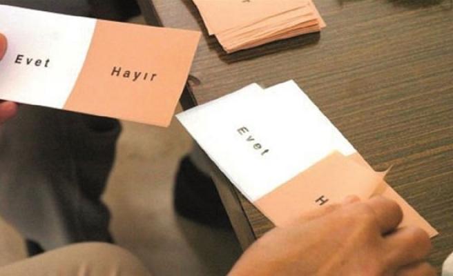 YSK'dan Referandum Kararı...