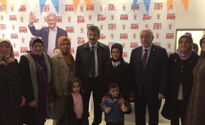 Özbakır'dan SKM'ye ziyaret