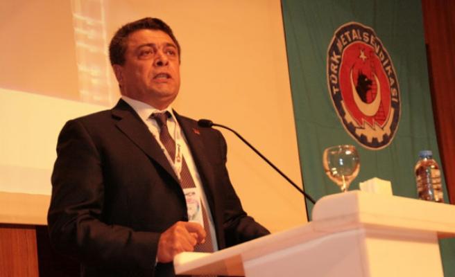 Kavlak, Ereğli'de konuştu