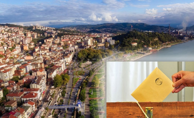 Zonguldak'ta seçimin kaderini Ereğli belirleyecek