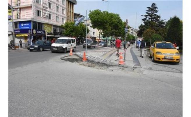 İstanbul Caddesi araç trafiğine kapatılacak