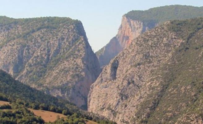Kanyonda Mahsur Kalan 3 Dağcı Kurtarıldı