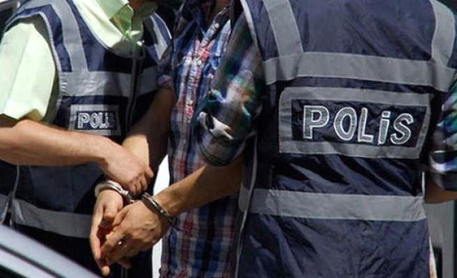 Karabük'te hırsızlık Zanlısı tutuklandı