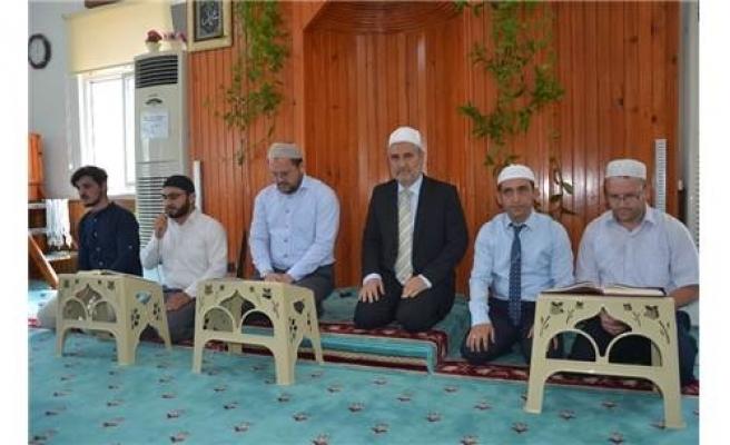 İslami İlimler Fakültesi; 15 Temmuz Şehitleri Dualarla Anıldı