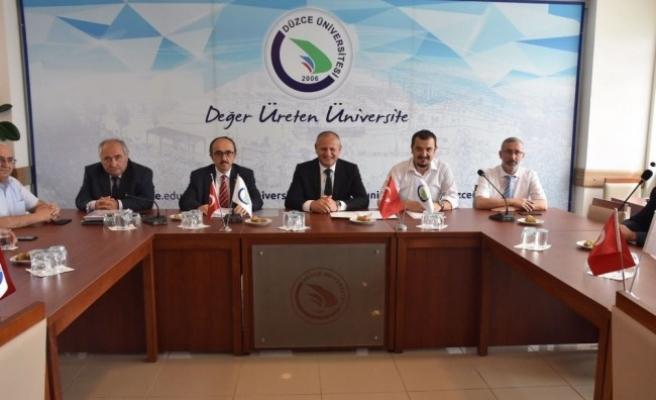 Teknopark Olağanüstü Genel Kurul Toplantısı yapıldı