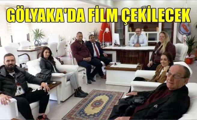 Düzce'nin Gölyaka ilçesinde sinema filmi çekilecek.