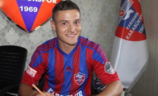 Kardemir Karabükspor Gabriel Torje'yi opsiyonuyla kiraladı