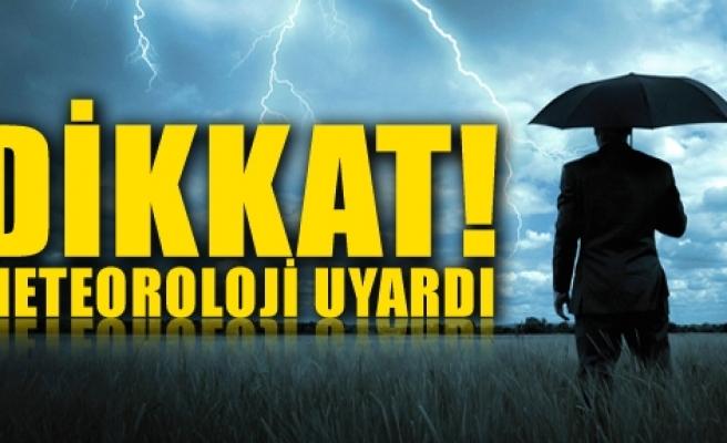 Düzce Meteorolojik uyarı
