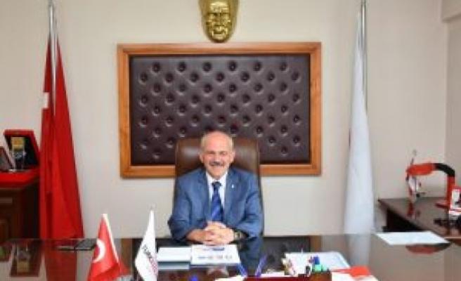 Türk Kızılay'ı Karabük şubesinde görev değişimi