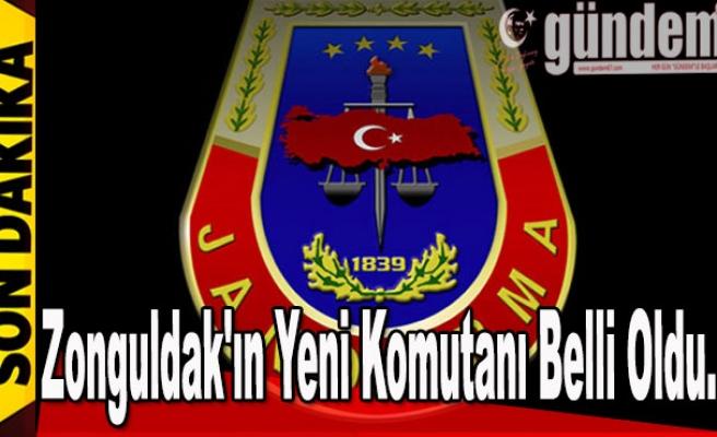 Zonguldak'ın yeni komutanı belli oldu