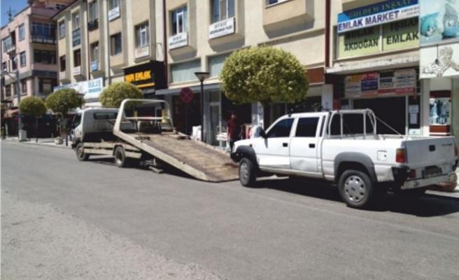 Düzce'de Trafik Şube Araç Sürücüleri Uyarıldı