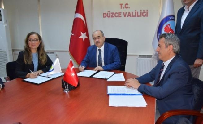 Lisansüstü Eğitim Konusunda İşbirliği İçin Protokol İmzalandı
