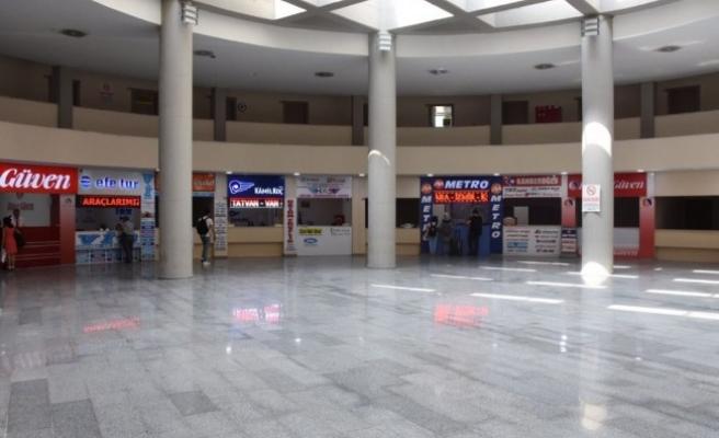 Otobüs Terminali'nde biletli Yolcu Hareketinde Artış